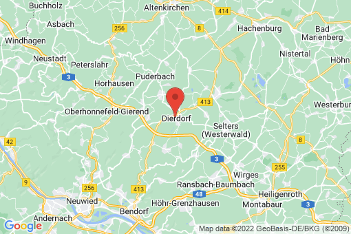 Karte Dierdorf