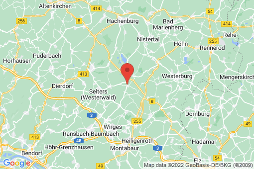 Karte Weidenhahn