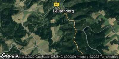 Google Map of Leutenberg