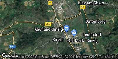 Google Map of Sinzig