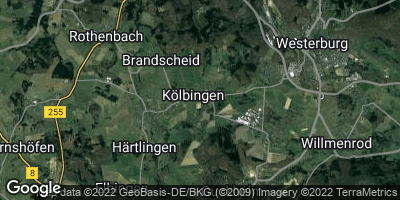 Google Map of Kölbingen