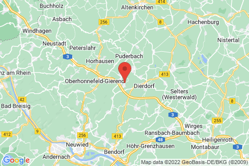 Karte Dernbach