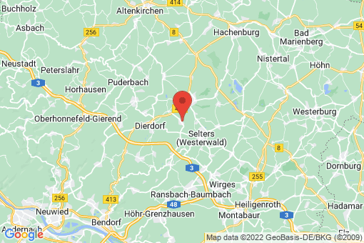 Karte Marienrachdorf