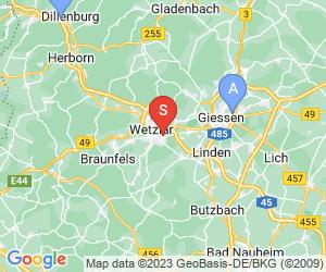 Karte für Cube - DAV Kletterzentrum Wetzlar