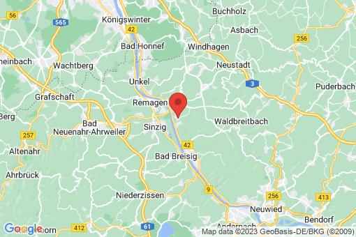Karte Dattenberg
