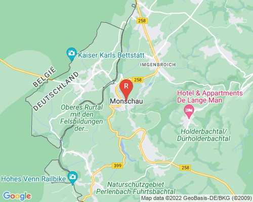 Google Karte von Rohrreinigung Monschau