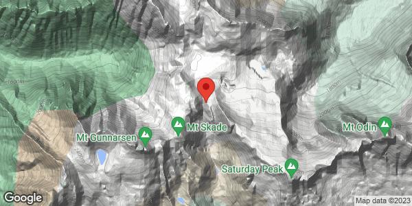 Mt Skadi Base Camp March 13-17, 2021