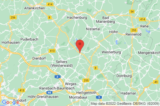 Karte Freilingen