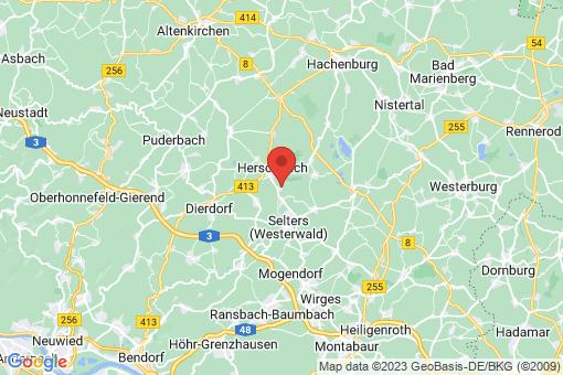 Karte Rückeroth