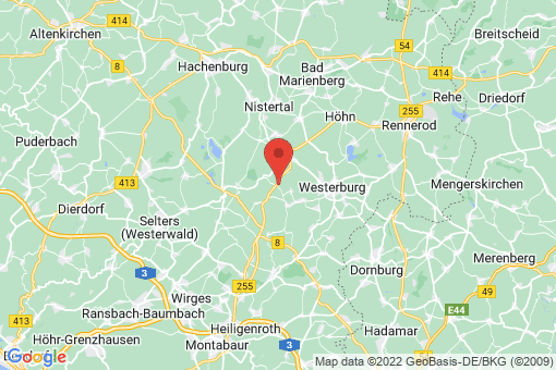 Karte Rothenbach