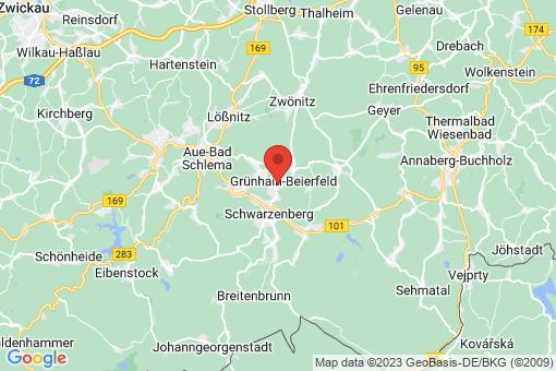 Karte Beierfeld