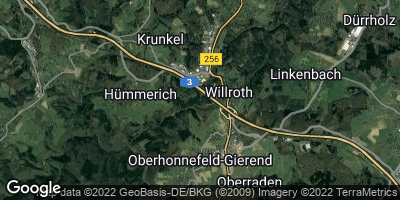 Google Map of Willroth