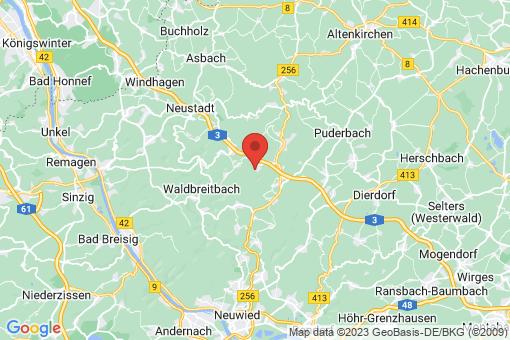 Karte Hümmerich