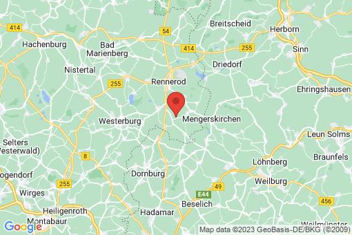 Karte Hüblingen