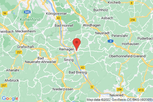 Karte Linz am Rhein