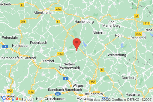Karte Hartenfels