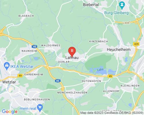 Google Karte von Rohrreinigung Lahnau
