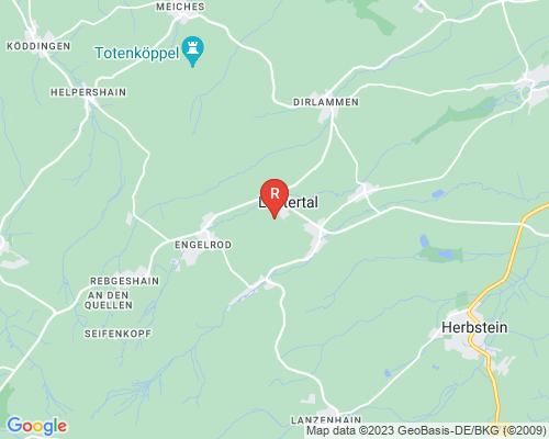 Google Karte von Rohrreinigung Lautertal