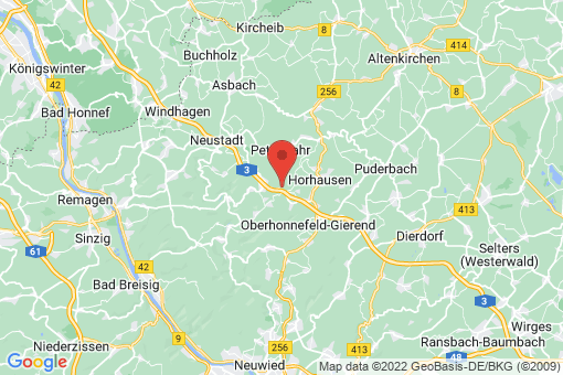 Karte Obersteinebach