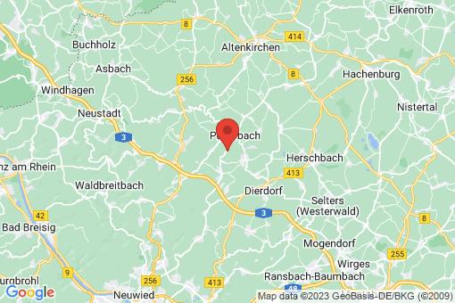Karte Harschbach