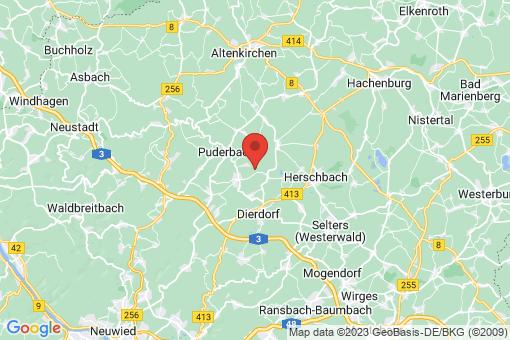 Karte Hanroth