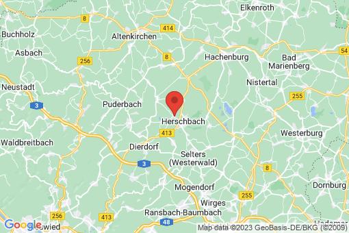 Karte Freirachdorf