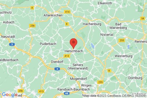Karte Herschbach