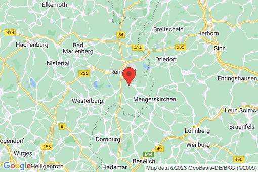Karte Niederroßbach