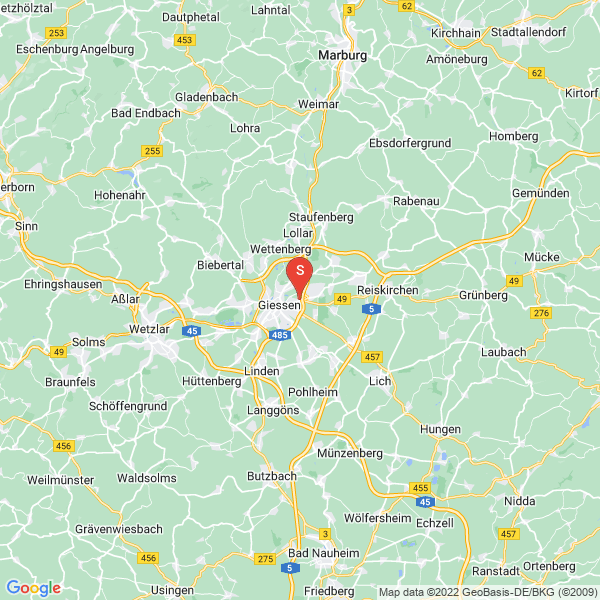 DAV-Kletterhalle Gießen -Oberhessen