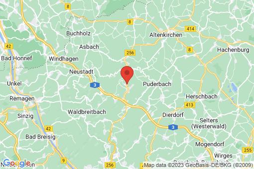 Karte Güllesheim