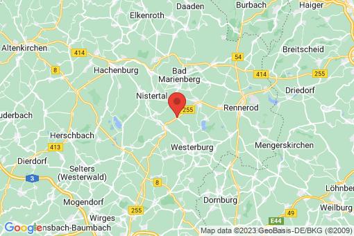 Karte Ailertchen