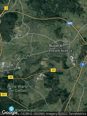 Google Map of Buseck