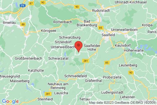 Karte Wittgendorf