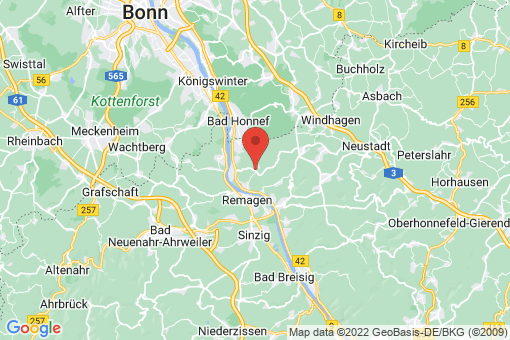 Karte Bruchhausen