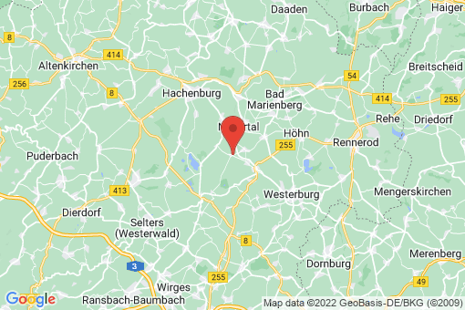 Karte Rotenhain