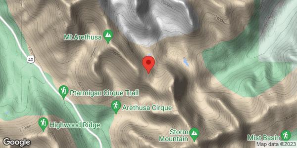Mount Arethusa