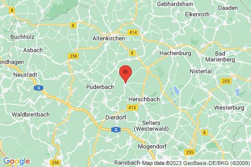 Karte Roßbach