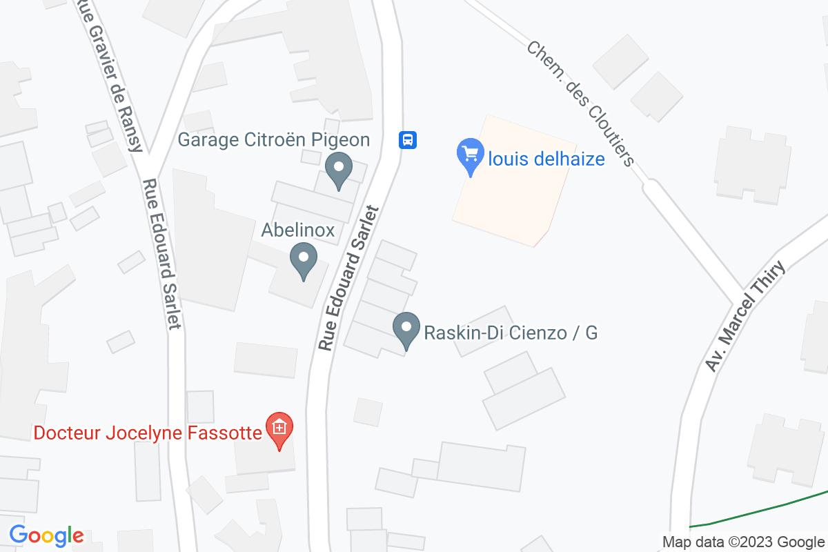situatie op Smatch Vaux Sous Chevremont