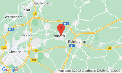 Arbeitsort: Buseck