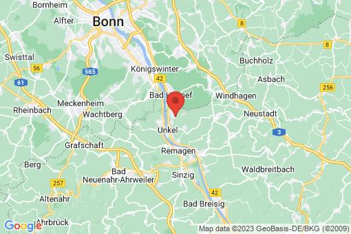 Karte Rheinbreitbach