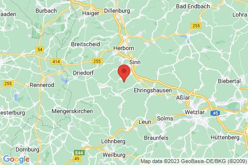 Karte Greifenstein