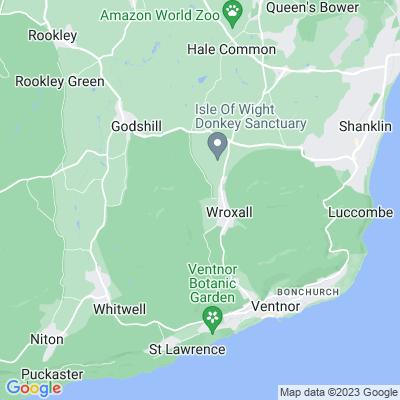 Appuldurcombe Location