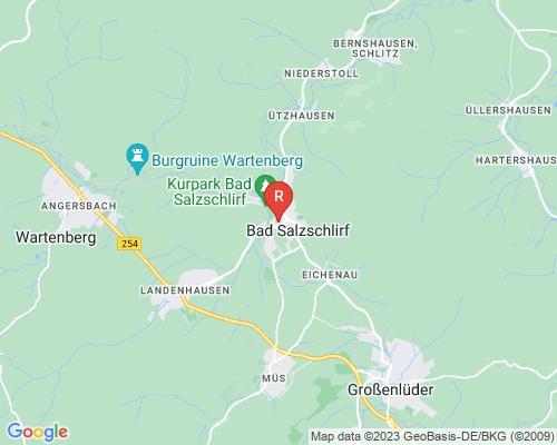 Google Karte von Rohrreinigung Bad Salzschlirf