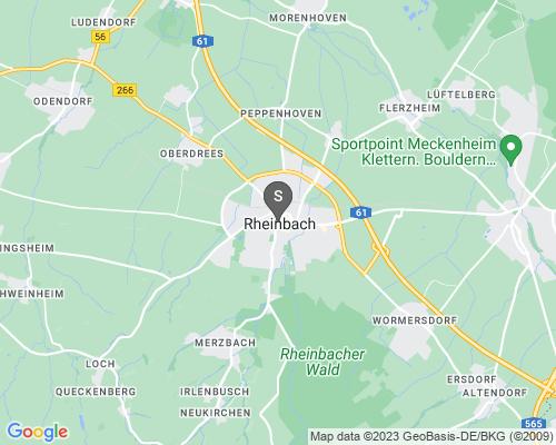 Google Karte von Schlüsseldienst Rheinbach