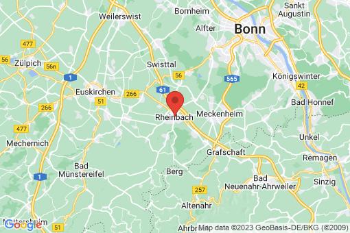 Karte Rheinbach