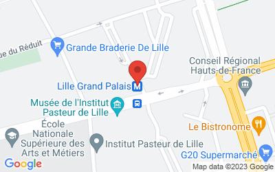 Lille Grand Palais Lille