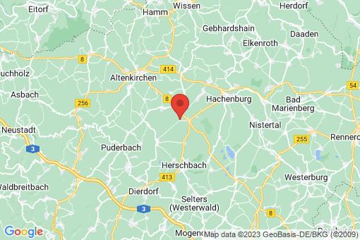 Karte Welkenbach