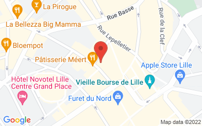 24 Rue Esquermoise, 59800 Lille, France