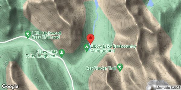 Elbow Lake area