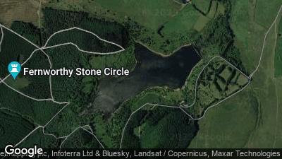Fernworthy Lake
